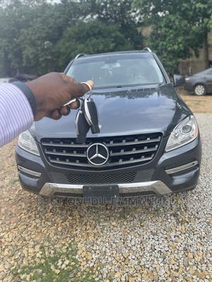 Mercedes-Benz M Class 2013 Blue | Cars for sale in Abuja (FCT) State, Gwarinpa