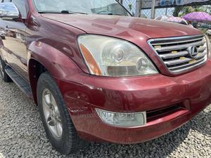 Lexus GX 2008 470 Red   Cars for sale in Lagos State, Ajah