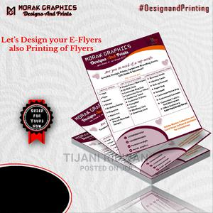 Flyer Design and Print   Printing Services for sale in Oyo State, Ibadan
