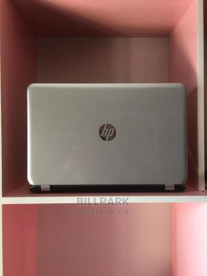 Laptop HP Pavilion 15 4GB AMD A4 HDD 750GB | Laptops & Computers for sale in Lagos State, Surulere