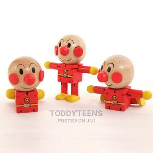 Kids Educational Wooden Robot Bendable Action Figure Toy   Toys for sale in Lagos State, Ajah