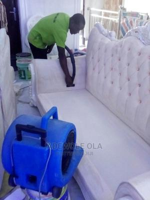 Professional Upholstery Cleaning | Cleaning Services for sale in Lagos State, Surulere