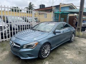 Mercedes-Benz CLA-Class 2015 Blue | Cars for sale in Lagos State, Surulere