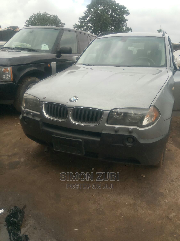 BMW X3 2005 3.0i Gray