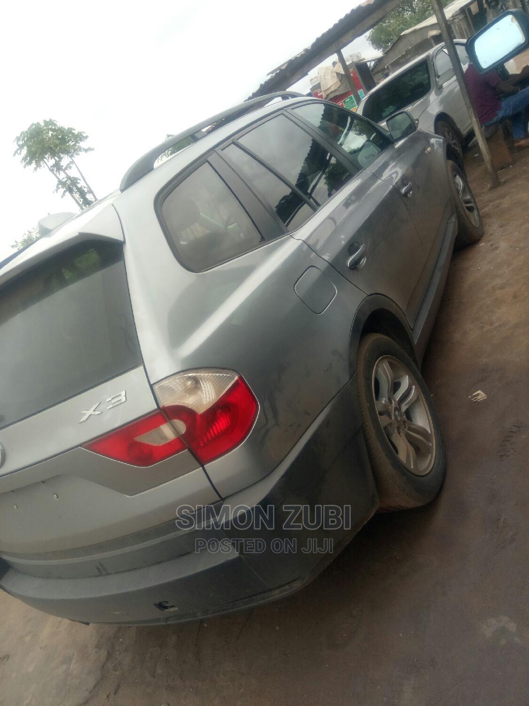 BMW X3 2005 3.0i Gray | Cars for sale in Gudu, Abuja (FCT) State, Nigeria