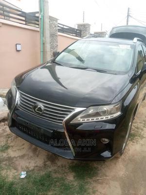 Lexus RX 2014 350 AWD Black | Cars for sale in Lagos State, Ikorodu