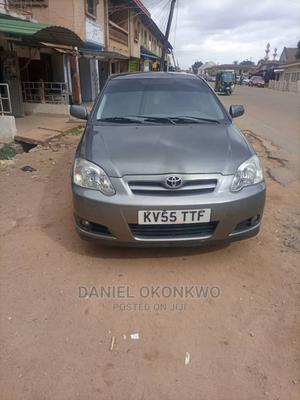Toyota Corolla 2004 Gray | Cars for sale in Plateau State, Jos