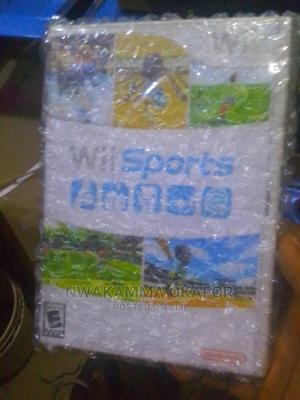 Nintendo Wii Sports Cd(PAL) | Video Games for sale in Lagos State, Ojo