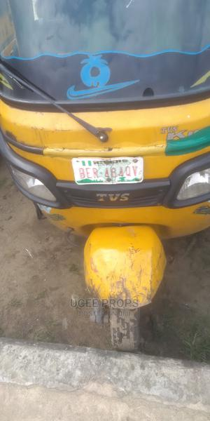 TVS Apache 180 RTR 2018 Yellow | Motorcycles & Scooters for sale in Rivers State, Obio-Akpor