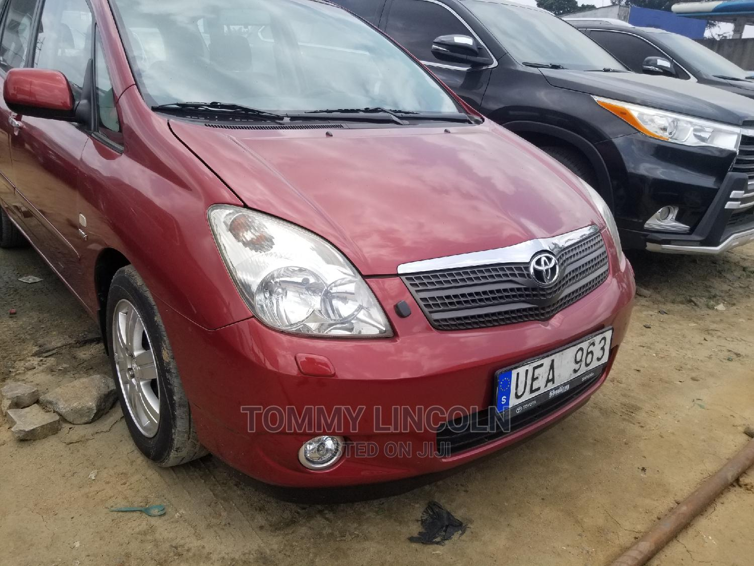 Toyota Corolla 2004 Red | Cars for sale in Port-Harcourt, Rivers State, Nigeria