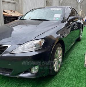 Lexus IS 2010 250 AWD Automatic Gray | Cars for sale in Lagos State, Abule Egba