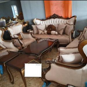 Turkey Royal Sofa   Furniture for sale in Lagos State, Ajah
