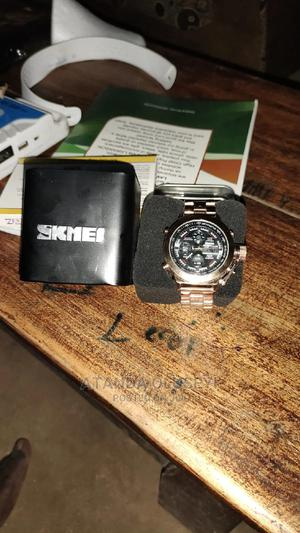 Skmei Sports Waterproof Male Wristwatch   Watches for sale in Osun State, Oriade
