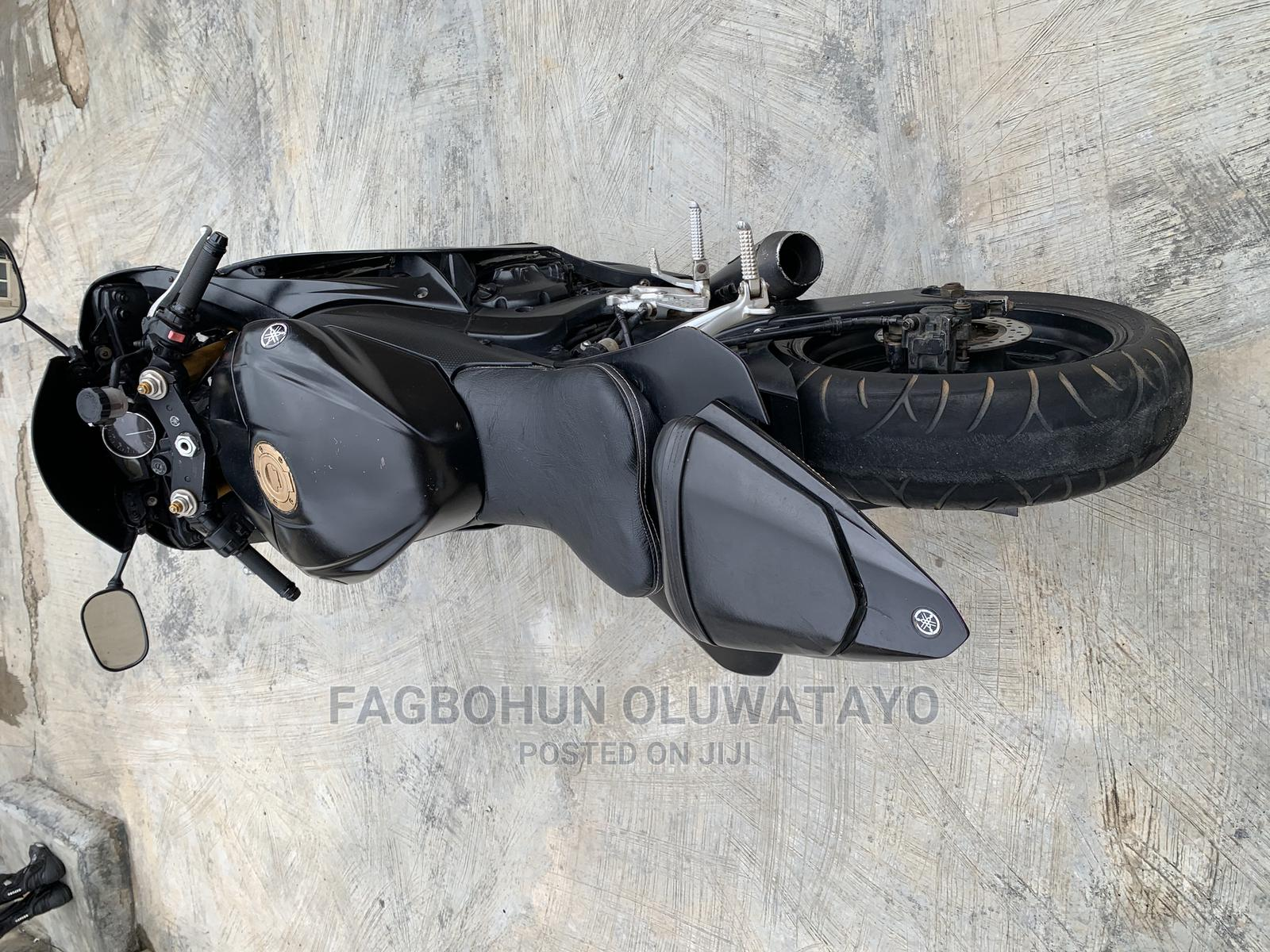 Yamaha R6 2008 Black | Motorcycles & Scooters for sale in Ikorodu, Lagos State, Nigeria
