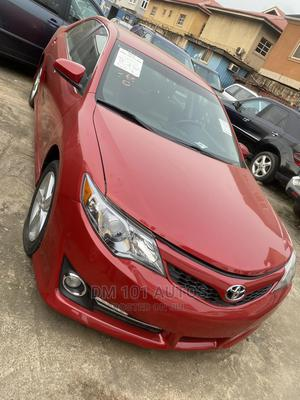Toyota Camry 2014 Red | Cars for sale in Lagos State, Ojodu
