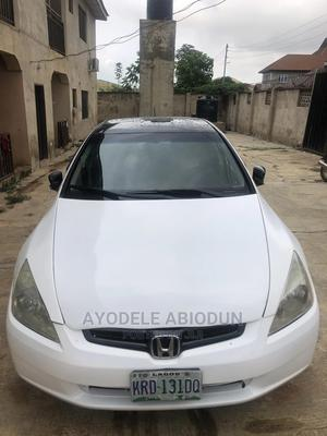 Honda Accord 2005 Automatic White   Cars for sale in Oyo State, Ibadan