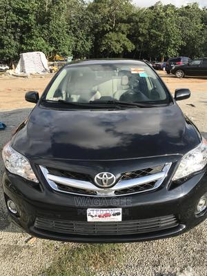 Toyota Corolla 2013 Black | Cars for sale in Abuja (FCT) State, Gaduwa