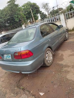 Honda Civic 2002 Green | Cars for sale in Abuja (FCT) State, Kuje