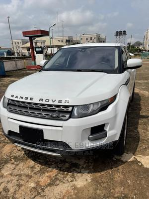 Land Rover Range Rover Evoque 2013 Pure AWD 5-Door White   Cars for sale in Lagos State, Lekki