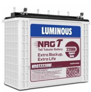Luminous Battery 220ah-12v Tubular | Solar Energy for sale in Lagos State, Ojo