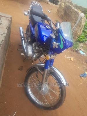 New Suzuki Bike 2017 Blue | Motorcycles & Scooters for sale in Ogun State, Ado-Odo/Ota