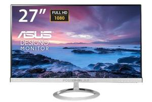 Asus 27 Inches Frameless IPS Ultra Slim HDMI Monitor | Computer Monitors for sale in Lagos State, Ikeja