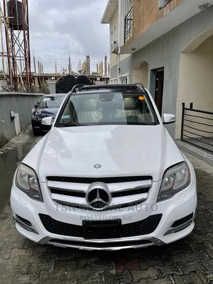 Mercedes-Benz GLK-Class 2015 White | Cars for sale in Lagos State, Lekki