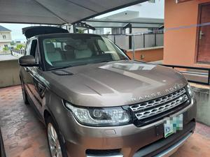 Land Rover Range Rover Sport 2017   Cars for sale in Lagos State, Lekki