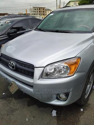Toyota RAV4 2010 2.5 4x4 Silver | Cars for sale in Lagos State, Ikeja