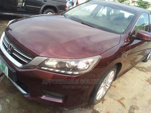 Honda Accord 2014 Red   Cars for sale in Lagos State, Abule Egba