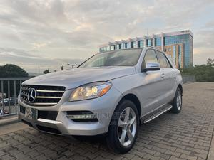 Mercedes-Benz M Class 2013 ML 350 4Matic Silver | Cars for sale in Abuja (FCT) State, Wuse 2