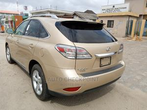 Lexus RX 2010 350 Gold | Cars for sale in Lagos State, Amuwo-Odofin