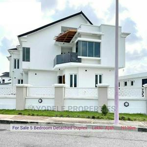 5bdrm Duplex in With Bq Ajah for Sale   Houses & Apartments For Sale for sale in Ajah, VGC / Ajah