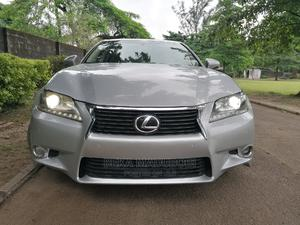 Lexus GS 2014 350 Silver | Cars for sale in Lagos State, Yaba