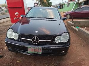 Mercedes-Benz C240 2005 Black | Cars for sale in Lagos State, Alimosho