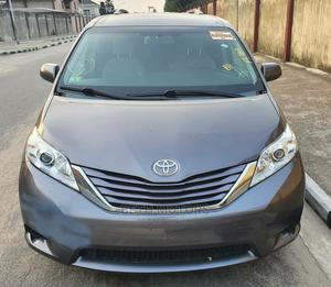Toyota Sienna 2015 Gray | Cars for sale in Lagos State, Amuwo-Odofin