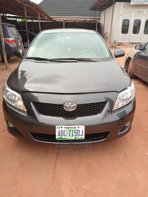 Toyota Corolla 2009 1.8 Advanced Gray   Cars for sale in Oyo State, Ibadan