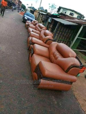 Leather Sofa Chair | Furniture for sale in Lagos State, Surulere