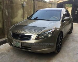 Honda Accord 2008 2.4 EX-L Gold | Cars for sale in Lagos State, Alimosho
