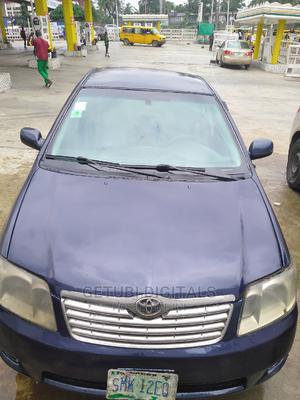 Toyota Corolla 2005 1.8 TS Blue   Cars for sale in Lagos State, Ilupeju