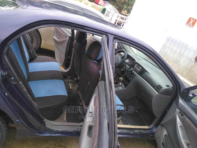 Toyota Corolla 2005 1.8 TS Blue   Cars for sale in Ilupeju, Lagos State, Nigeria