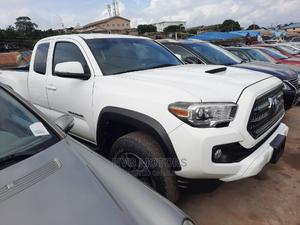Toyota Tacoma 2016 White | Cars for sale in Oyo State, Oluyole