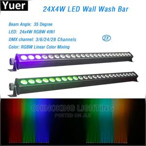 RGBW 4 in 1 LED Washer Washer Bar Light   Stage Lighting & Effects for sale in Lagos State, Ikeja
