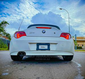 BMW Z4 2008 3.0si Coupe Automatic White | Cars for sale in Abuja (FCT) State, Central Business District