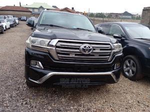 Toyota Land Cruiser 2017 4.0 V6 EXR Black | Cars for sale in Lagos State, Ojodu