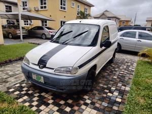 Peugeot Partner 2002 White | Cars for sale in Lagos State, Ikeja