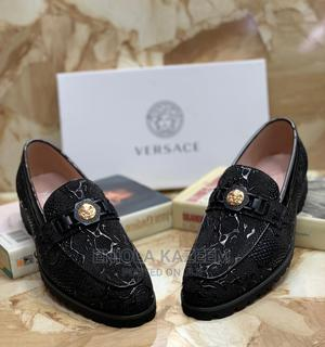 High Quality Designer Leather Corporate Shoes Versace | Shoes for sale in Lagos State, Lagos Island (Eko)
