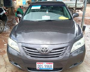 Toyota Camry 2008 2.4 LE Gray | Cars for sale in Ondo State, Akure