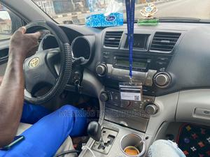 Toyota Highlander 2008 4x4 Gray   Cars for sale in Lagos State, Ojo