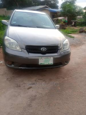 Toyota Matrix 2004 Gray   Cars for sale in Niger State, Suleja